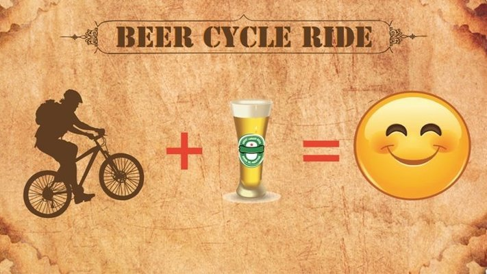 BEER CYCLE RIDE - Tour