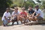 Faeez, Luc, Guy, Keith, and Dean - South Africa