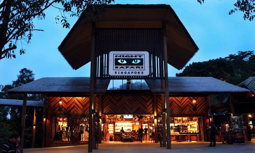 Night Safari, Sightseeing in Singapore - Tour