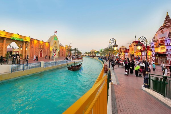 Global Village and Miracle Garden, Sightseeing in Dubai - Tour