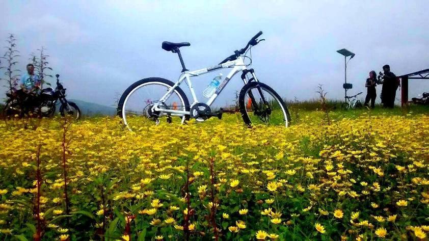 Outdoor Cycle Ride-Karjat to Kondana Cycling - Tour