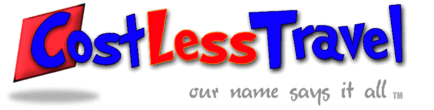 CostlessTravel Logo