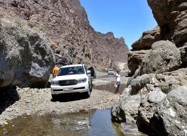 Hatta Mountain Safari, Sightseeing in Dubai - Tour
