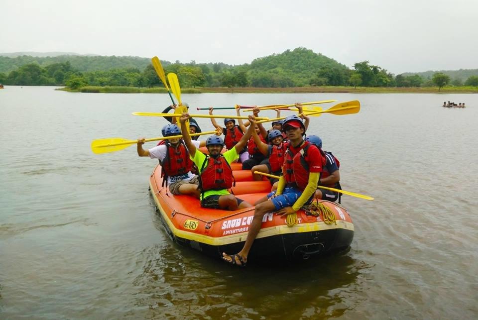 Holi Special Kundalika River Rafting - Tour