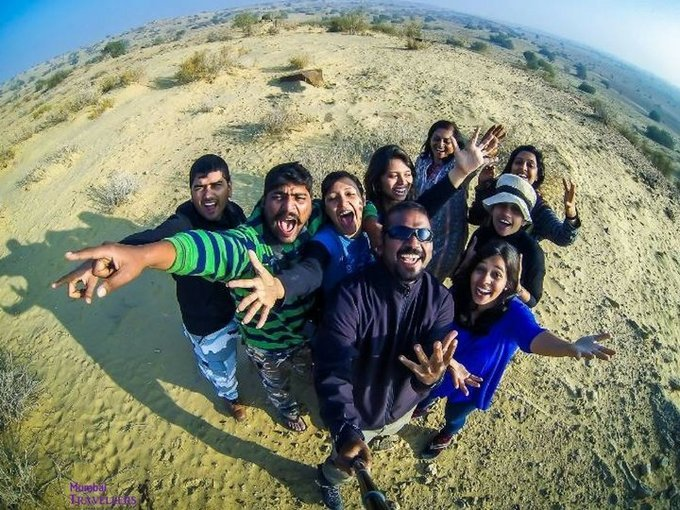 RAJASTHAN BACKPACKING TOUR - Tour