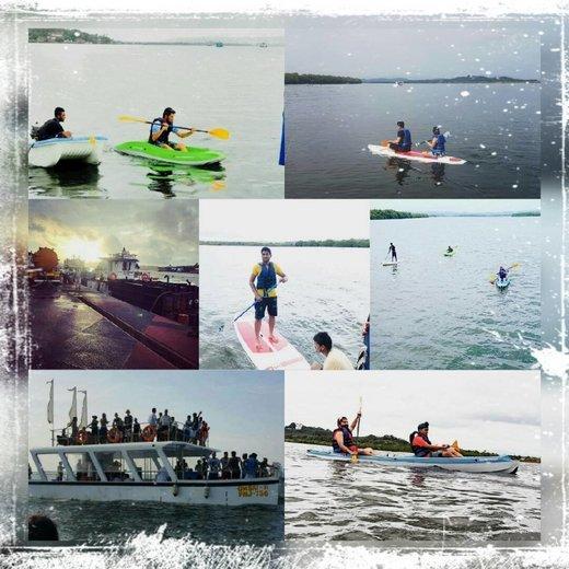 Adventure Party  Boat Trip - Tour