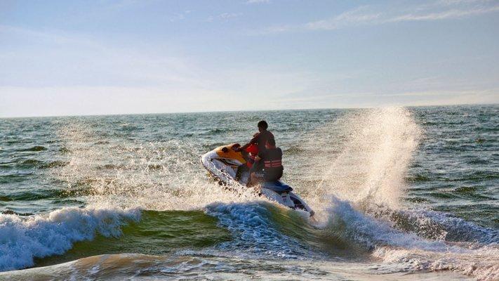Monsoon water sports - Tour