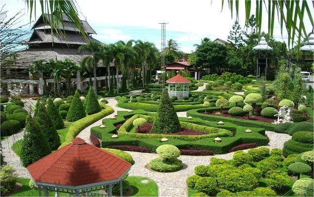 Nong Nooch Garden Tour, Sightseeing in Pattaya - Tour
