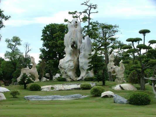 One Million Years Stone Park & Crocodile Farm, Sightseeing in Pattaya - Tour