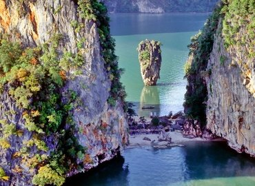 James Bond Island (Phang Nga Bay) with Lunch by Long tail boat (No Canoe), Sightseeing in Phuket - Tour