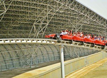 Abu Dhabi City Tour and Ferrari World Tickets - Tour