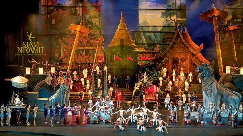 Siam Niramit with Dinner Night Tour, Sightseeing in Bangkok - Tour