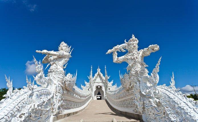 Chiang Rai & Golden Triangle Tour, Sightseeing in Chiang Mai - Tour