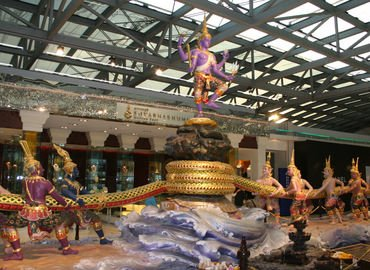 Suvarnabhumi Airport to Bangkok Hotel, Transfers in Bangkok - Tour