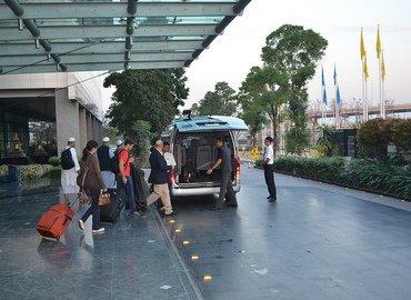 Bangkok Hotel to Suvarnabhumi Airport, Transfers in Bangkok - Tour