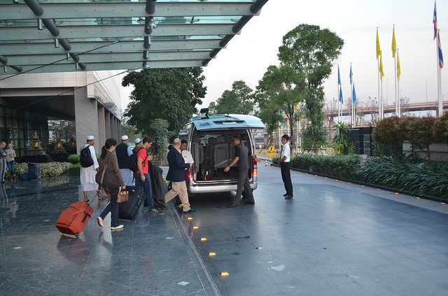 Bangkok Hotel to Suvarnabhumi Airport, Transfers in Bangkok - Tour