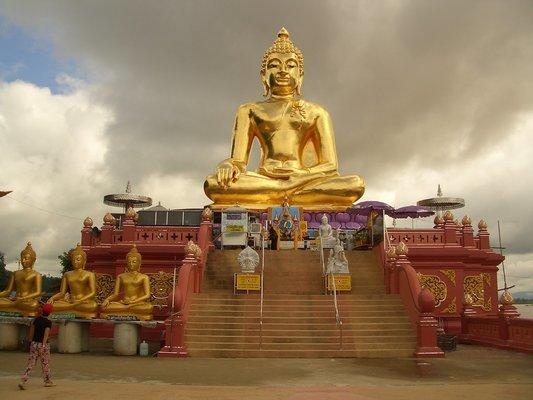 Chiang Rai & Golden Triangle Tour + Long Neck Tour, Sightseeing in Chiang Mai - Tour