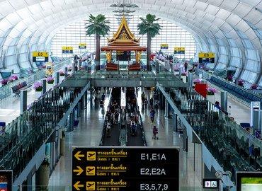 Suvarnabhumi Airport to Pattaya Hotel, Transfers in Pattaya - Tour