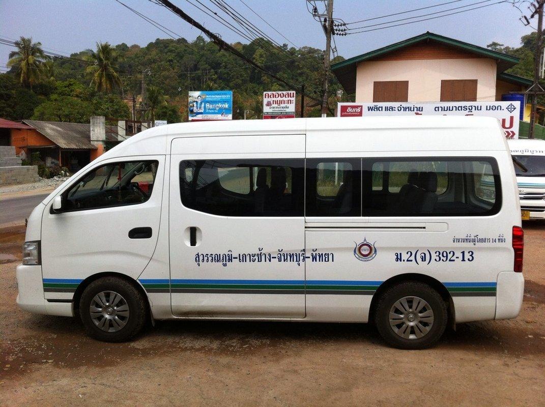 Pattaya Transfers - Collection