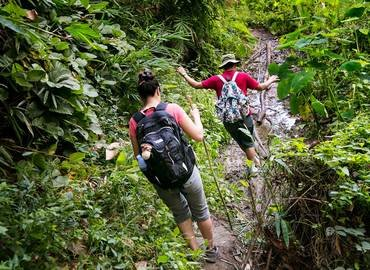Trekking Mae Wang Area Tour with Lunch, Sightseeing in Chiang Mai - Tour