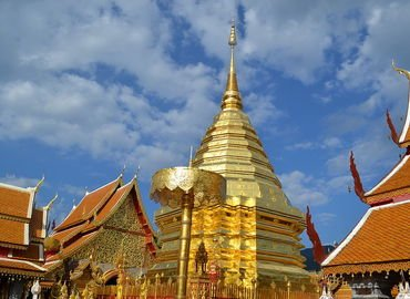 Doi Suthep & Meo Hill Tribe Village Tour, Sightseeing in Chiang Mai - Tour