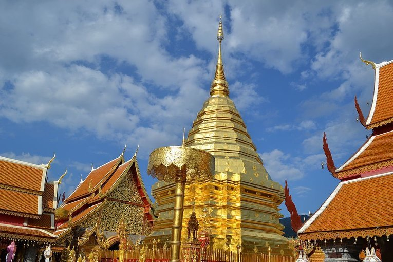 Doi Suthep & Meo Hill Tribe Village Tour, Sightseeing in Chiang Mai - Tour