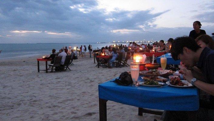 Uluwatu Sunset Kecak Dance with Seafood Dinner at Jimbaran Beach Tour, Sightseeing in Bali - Tour