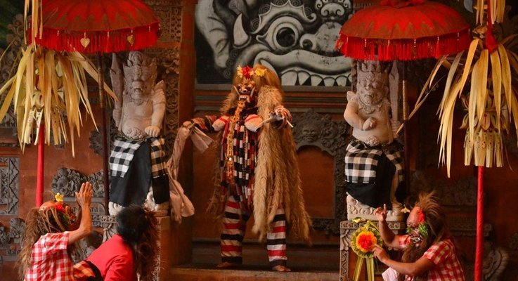 Goa Gajah, Barong Dance and Mother Temple Tour, Sightseeing in Bali - Tour