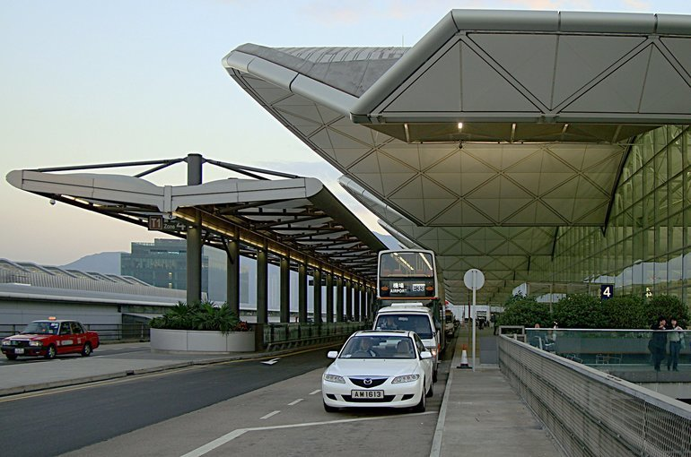 Transfer from HKG Hotel to HKG Airport, Transfers in Hong Kong - Tour