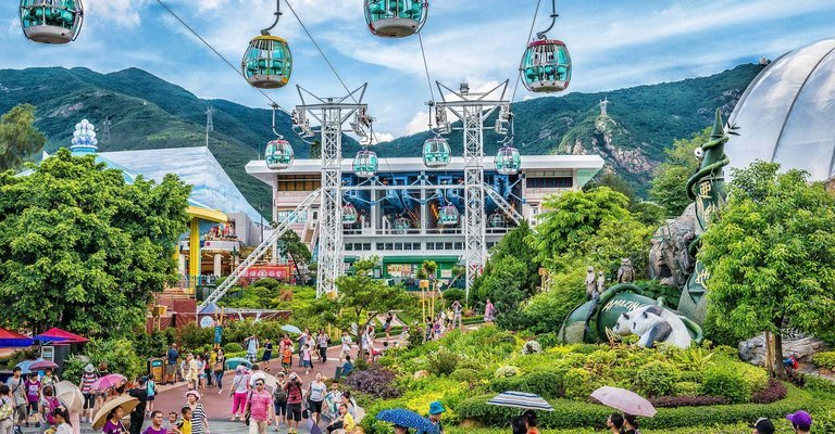 Ocean Park Tour, Sightseeing in Hong Kong - Tour