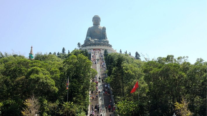 Lantau Island with Ngog 360 Cable Car, Sightseeing in Hong Kong - Tour