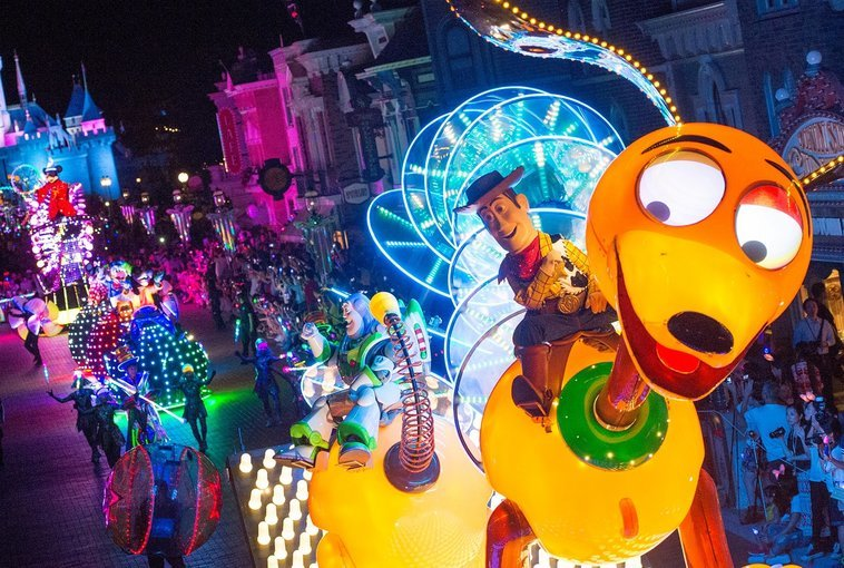 Disney Land Tour, Sightseeing in Hong Kong - Tour