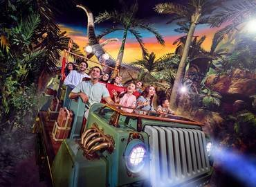 IMG World of Adventure (Up to 24% Off) - Tour