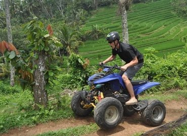 ATV Ride with Lunch, Sightseeing in Bali - Tour