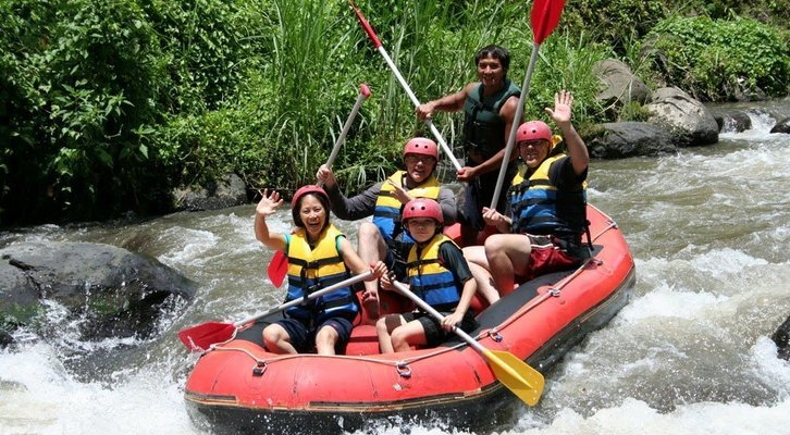Spa Treatment and Rafting Tour with Lunch, Sightseeing in Bali - Tour