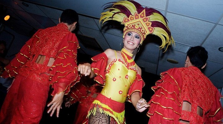 Sunset Dinner Cruise Tour with International Buffet Dinner, Sightseeing in Bali - Tour