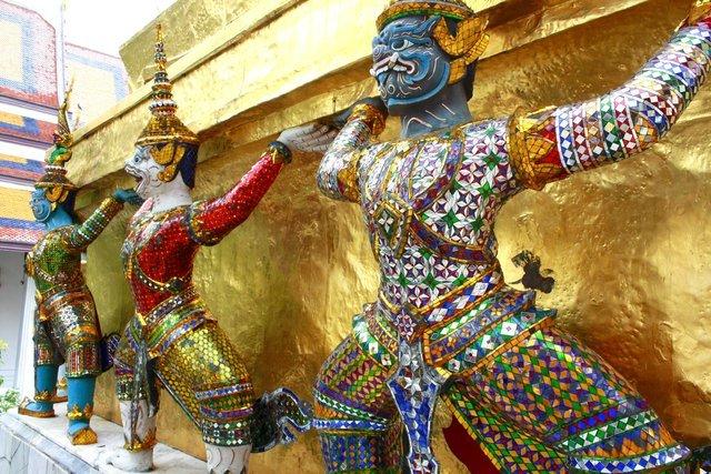 Bangkok Sightseeings - Collection