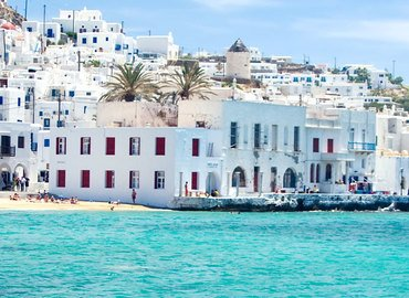 Tour Package To Greece 07 Days - Athens Santorini and Mykoons - Tour