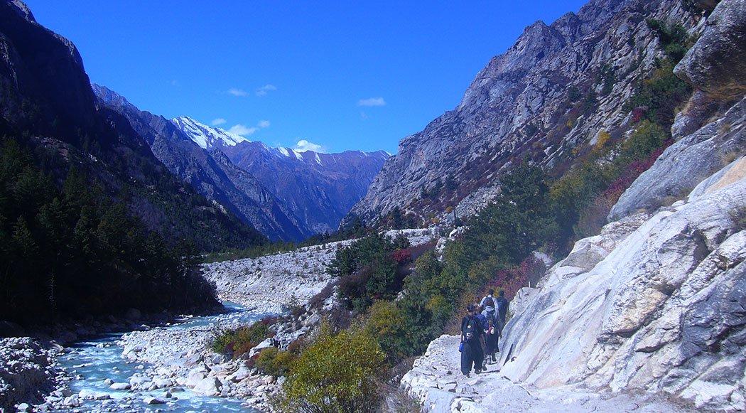 Yamunotri and Gangotri Trek - Tour