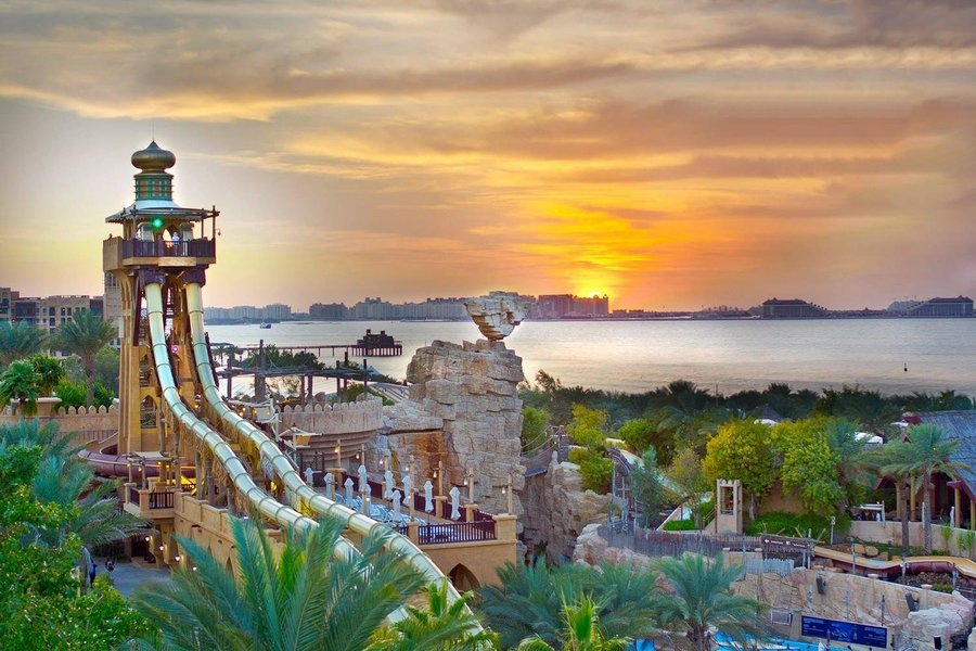 Wild Wadi Water Park with Transfers - Dubai - Tour