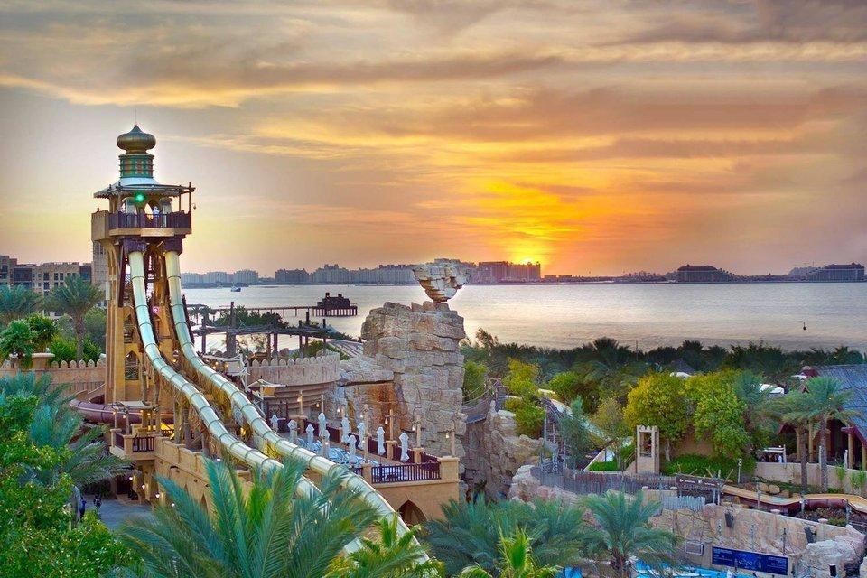 Wild Wadi Water Park with Transfers - Dubai - Tour