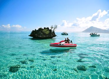 Seakart Tour,  Sightseeing in Mauritius - Tour