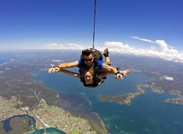 Skydive Tour, Sightseeing in Mauritius - Tour