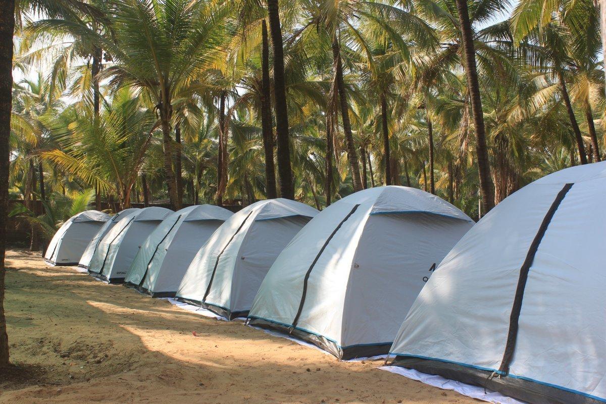 Tarkarli beach camp with Scuba - Tour