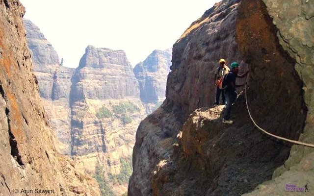 HARISHCHANDRAGAD TREK via NALICHI VAAT - Tour