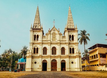 Tour Package To Kerala 05 Day with Cochin, Kumarakom and Kovalam - Tour