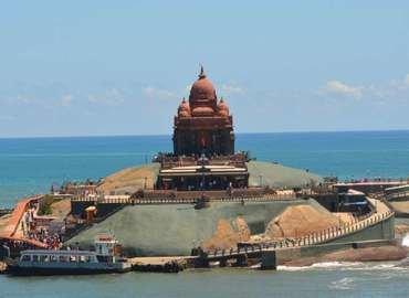 Tour Package To Kerala 08 Days with Munnar, Thekkady, Kumarakom, Kovalam and Kanyakumari - Tour