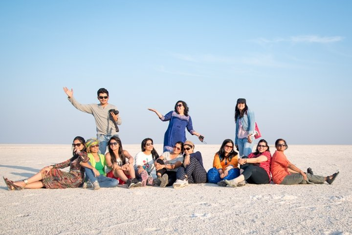 Rann Of Kutch Backpacking Trip - Tour