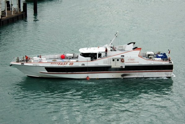 One day trip to Batum with Ferry Ride & Lunch, Honeymoon Specials in Singapore - Tour