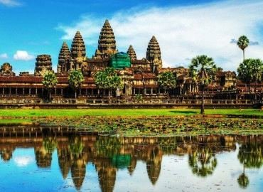 Cambodia Tripping - Tour